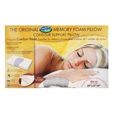 Original Comfort Pedic Memory Foam Pillow