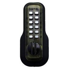 Mechanical Keyless Deadbolt Lock