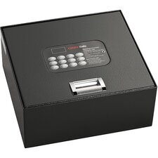 Top Open Key Lock Safe 0.2 CuFt