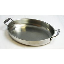 Cucina 2.5-qt. Oval Au Gratin Dish