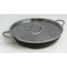 Classic Country French Saute Pan/Skillet with Lid