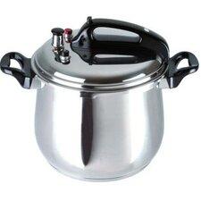 5.3-Quart Stainless Steel Pressure Cooker