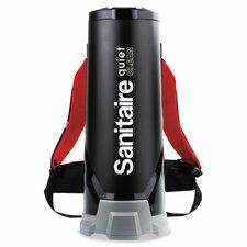 Sanitaire® Quiet Clean HEPA Back-Pack Vacuum