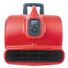 Sanitaire Commercial 3 Speed Air Mover with Built-on Dolly