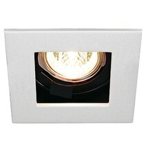 """V Box 1 Wall Washer 12.8"""" Recessed Housing"""