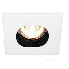 """V Round 1 Wall Washer 18"""" Recessed Housing"""
