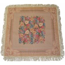 Breath of Spring Woven Tablecloth