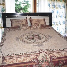 Medallion 3 Piece Twin Comforter Set