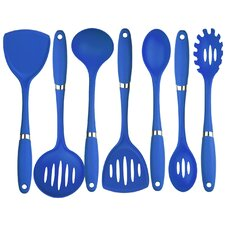 7 Piece Premium Quality Nylon Utensil Set