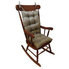 Omega Gripper Jumbo Rocking Chair Cushion