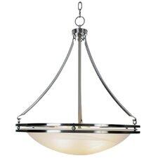 Contemporary 5 Light Chandelier