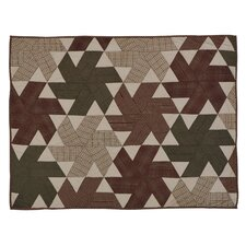 Danson Mill Quilted Cotton Throw