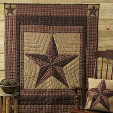 Landon Quilted Cotton Throw