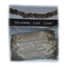 Silk Decorative Electrical Cord Cover