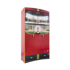 Soccer Armoire
