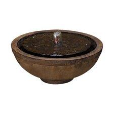 Garden Terrace Cirrus Cast Stone Fountain