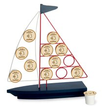 Sailboat K-Cup Holder