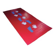 Hands and Feet Fitness Mat