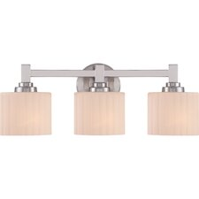 3 Light Bath Vanity Light