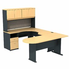 Series A U-Shape Desk Office Suite