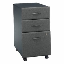 Series A 3-Drawer Vertical File