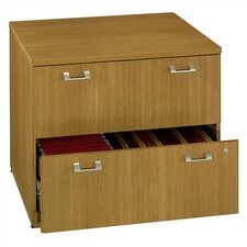 Quantum 2-Drawer Lateral File