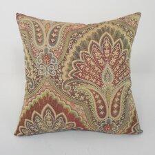 Vellore Woven Paisley Toss Throw Pillow (Set of 2)