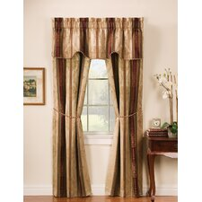 Tuscan Drape/Curtain Set
