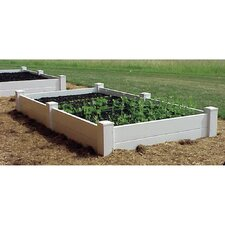 Rectangular Raised Garden