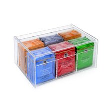 Tea Bag Organizer Box