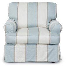 Horizon Armchair T-Cushion Slipcover