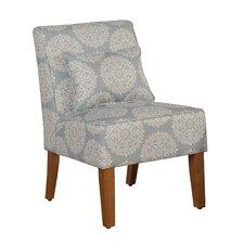 Slipper Accent Chair