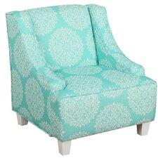 HomePop Swoop Junveile Arm Chair