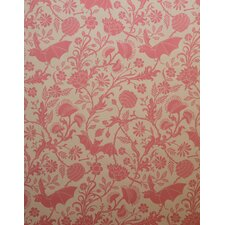 """Elysian Fields 15' x 27"""" Floral and Botanical Wallpaper (Set of 3)"""