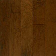 """Rustic Accents 5"""" Engineered Walnut Hardwood Flooring in Pueblo Brown"""