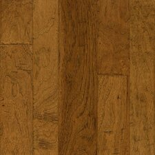 Artesian Random Width Engineered Hickory Hardwood Flooring in Wheatland