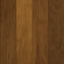 "American 5-3/4"" Engineered Walnut Hardwood Flooring in Desert Scape"