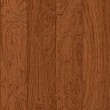"American 5-3/4"" Engineered Cherry Hardwood Flooring in Autumn Apple"