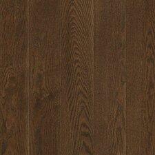 "Prime Harvest 5"" Solid Oak Hardwood Flooring in Cocoa Bean"