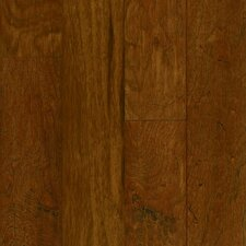 "American 5"" Engineered Hickory Hardwood Flooring in Autumn Blaze"