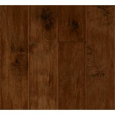 "Rural Living 5"" Engineered Maple Hardwood Flooring in Burnt Cinnamon"