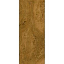 """Luxe Kingston Walnut 6"""" x 48"""" x 4.06mm Luxury Vinyl Plank in Natural"""