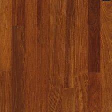 "Valenza 3-1/2"" Engineered Cabreuva Hardwood Flooring in Natural"