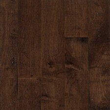 "Heritage Classics 5"" Engineered Maple Hardwood Flooring in Adirondack Brown"