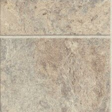 "Stone Creek 12"" x 48"" x 8.3mm Tile Laminate in Glace"