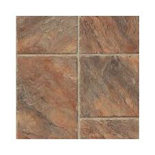 "Castilian Block 16"" x 48"" x 8.3mm Tile Laminate in Puesta del Sol"