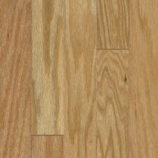 "Fifth Avenue Plank 3"" Engineered Red Oak Hardwood Flooring in Chablis"