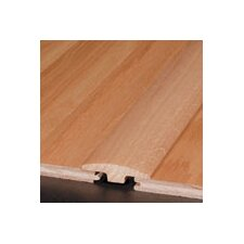 "0.25"" x 2"" x 78"" Red Oak T-Molding in Camden Curry Amber"