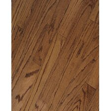 "Springdale Plank 3"" Engineered Oak Hardwood Flooring in Mellow Brown"