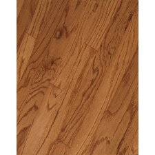 "Springdale Plank 3"" Engineered Oak Hardwood Flooring in Butterscotch"